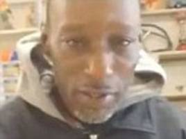 the touching moment a homeless man 'wins' $1,000 on the lottery but insists on sharing it with the youtube prankster who gave him it