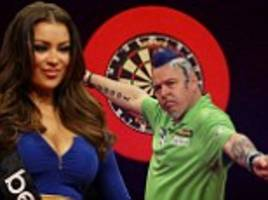 phil taylor falls to another defeat as lewis, barny, van gerwen and wright all draw