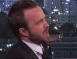 Aaron Paul Feels Weird Calling Grandmothers 'Bitch'