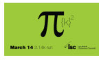 "illinois science council to celebrate ""pi day"" with the second annual pi k (3.14-mile) fun run #pikrun"
