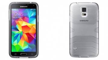 Samsung has a lot of Galaxy S5 cases planned