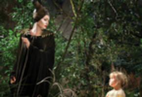 Angelina Jolie tells the real story behind Disney's 'Maleficent'
