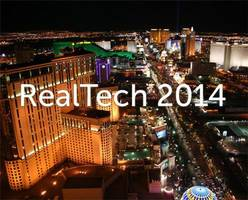 the list of sponsors and startup alley companies for realtech 2014 is growing