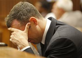 Oscar Pistorius Former Girlfriend Samantha Taylor Testifies in Trial