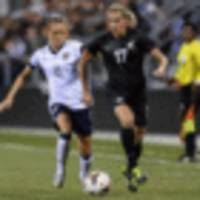 Soccer: Ferns pipped by Swiss